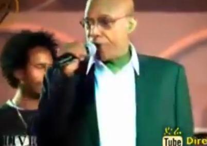 Ali Birra - Performing On Seifu Fantahun Show