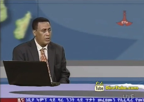 News Update 3 - Ethiopian Ambassador explains the attack in Eritrea base