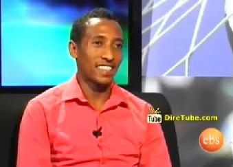 Ebs Sport - Meet 800M Runner Mohamed Aman