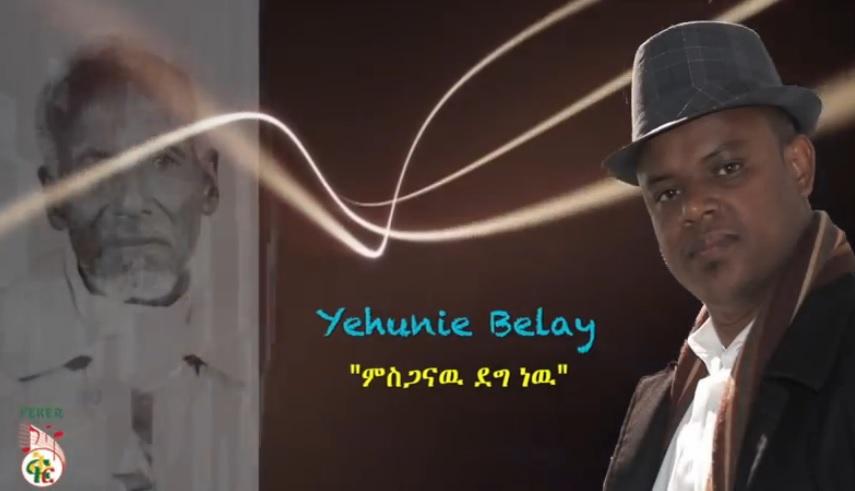 Yehunie Belay - Mesganw Deg New [New Music Video 2014]