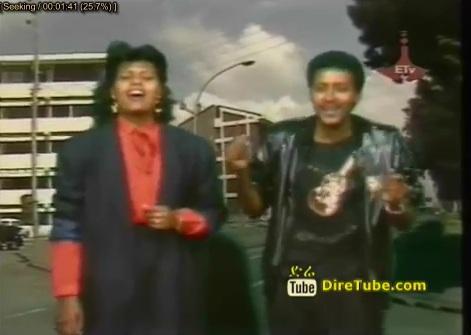 Neway Debebe and Hamelmal Abate - Shegit Ke Harar Shegaw Ke Addis naw [Amharic Classic]