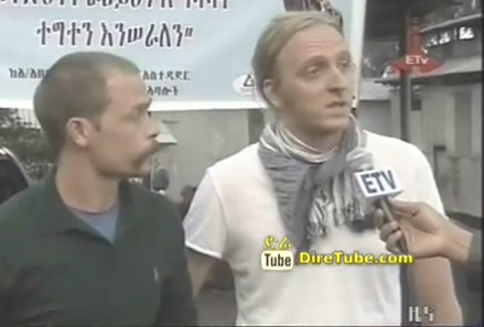 Ethiopian News - Update: Interview with Two Released Swedish journalists