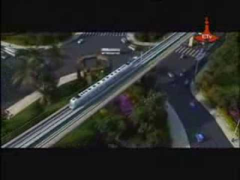 News in Detail - Addis Ababa Light Railway Project and Conflict in South Sudan