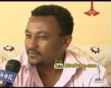 Amhara TV - Baladera - Meet a Visionary Hailemariam Zemene