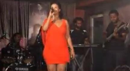 Hibst Tiruneh - Performing Live @ Seifu Fantahun Show