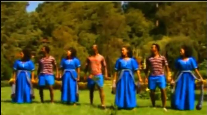 Fenta Belle & Alemayehu Tesfaye - Shemanena Fetay - [Ethiopian Music Video]