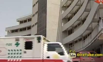 ETV Special - Visit New and Modern Construction in Addis Ababa