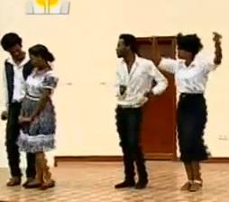 Addis TV - Musical Theater Oldies Dance