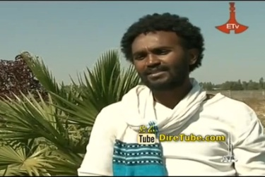 Amhara TV - Poet Abeyot Tilahun With Some Of His Poem