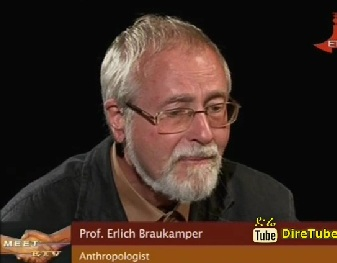 MEET ETV - Anthropologist, Prof Erlich Braukamper