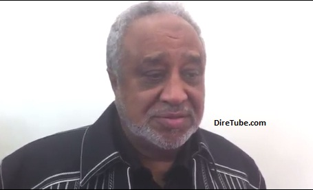 Ethiopia First - Sheik Mohammed Ali Amudi Speaking about Meles Zenawi at the Airport Aug 29th