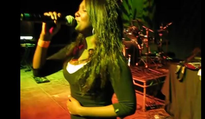 Sara Tesfai - Sings Hirut Bekele's Song Ethiopia @Chicago