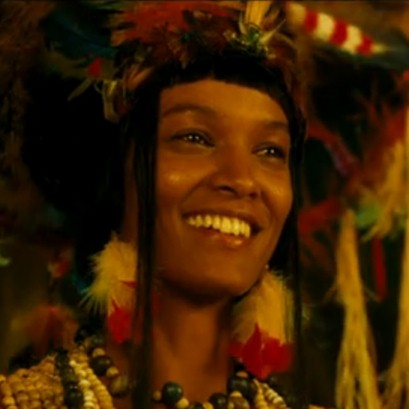 Liya Kebede - From Desert Flower to queen of the jungle