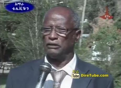 ETV - Amhara Program - Meet Professor Moges Tiruneh