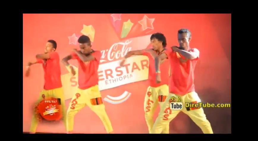 CocaCola Super Star - Walya Dance Crew Performance | Top 10