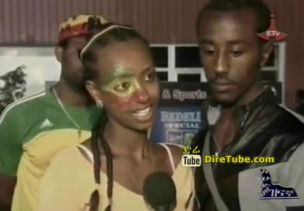 Ethiopian Sport - Afcon 2013 The Amazing Ethiopian Fans in South Africa and Ethiopia