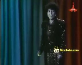 Tsege Roman - [Ethiopian Oldies Classic Music Video]