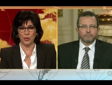 CNN - PM Hasham Kandil Talks about aggressive rhetoric between Egypt & Ethopia