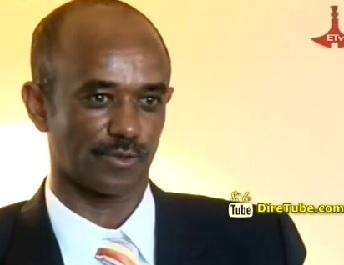 Ethiopian Sport - Interview with Ethiopian Football Federation 1 President Eyaya Arega