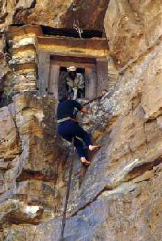 Ethio-Tourism - Debre Damo: The Holly Monastery