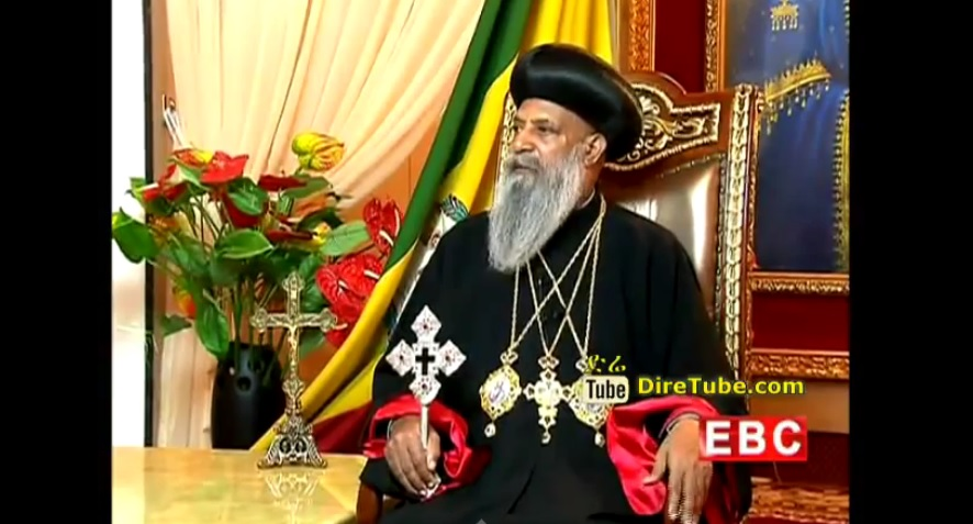 Getu Temesgen - Interview with Abune Mathias (የአቡኑ ወግ) , Patriarch of the EOTC