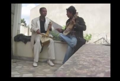 Videos We Found - Mixing Ethiopian Masinko and Nepali Sarangi
