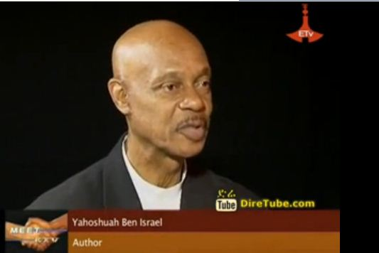 Meet ETV - Interview with Yahoshuah Ben Israel - Author