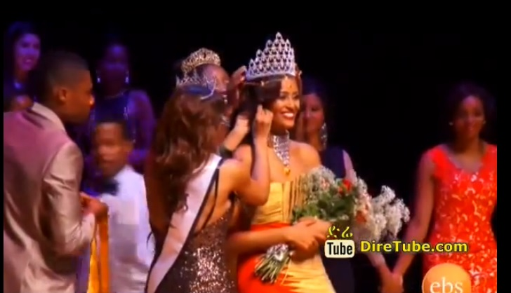 Enchewawet - Interview with Miss Africa USA 2014 - Meron Wudneh - Part 2