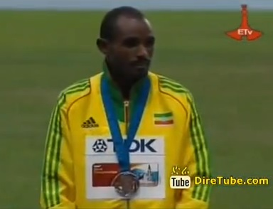 Moscow 2013 - Highlight on Men 10,000M Performance and Public Comment
