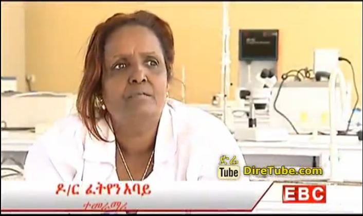 Setoch - Ethiopian Scientist Fetyen Abay