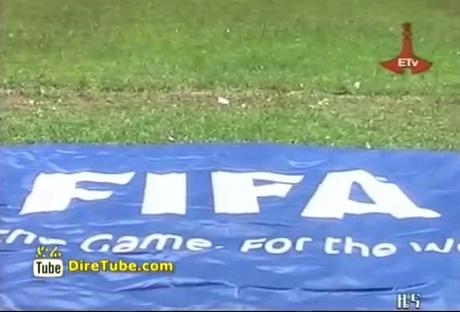 Ethiopian Sport - A training by International Sport Federation to improve Women's Football held