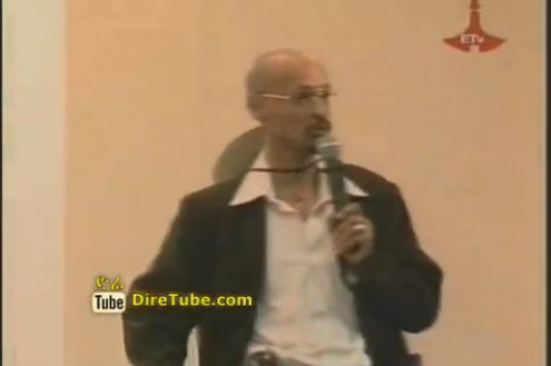 Teferi Mengistu - Ye zare Lijoch - Stand up Comedy
