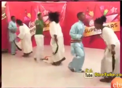 Coca-Cola Superstars - FGAE Traditional Dance Group - 1st Round Episode 04