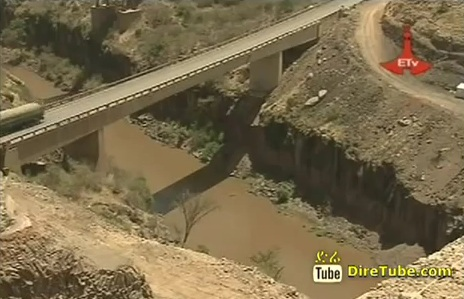 Ethiopian News - Japanese firms are building a New alternative bridge over Awash
