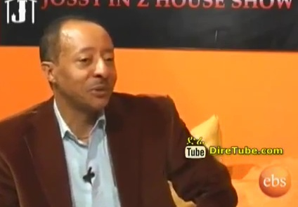 Jossy in Z House Show - Interview with Poet Yelema G/Abe