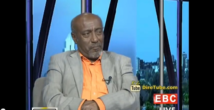 Aribu - Live Interview with Artist Seyoum Tefera
