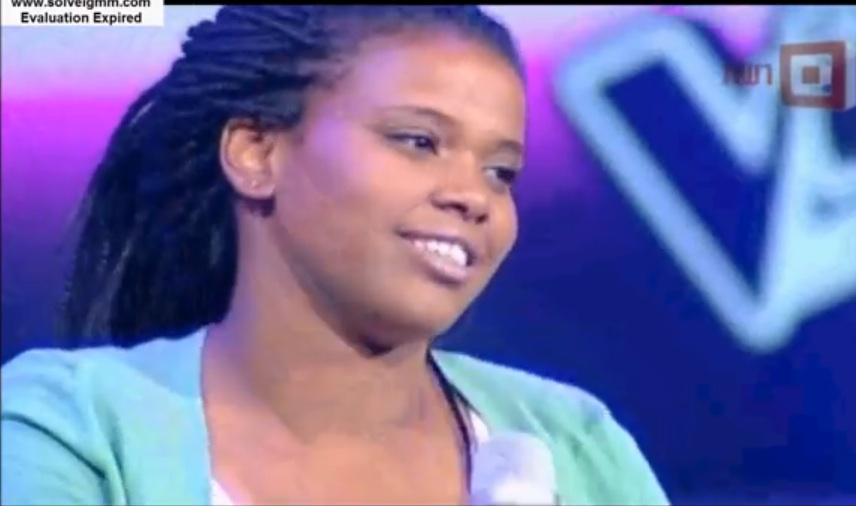 The Voice Israel - Watch the Amazing Ethiopian Born Israeli Woman - Rudy Beinsn