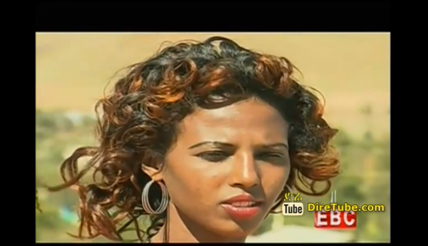 Amhara TV - Interview with Young Poet Sara