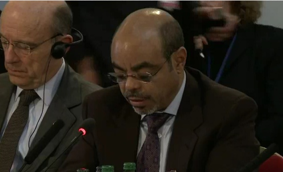 Ethiopian News - PM Meles Zenawi Speech at the London Conference on Somalia