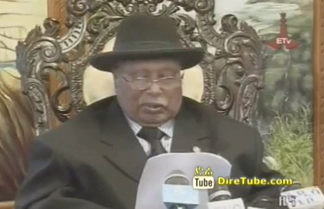 Ethiopian News - Pres. Girma urges public to realize the dreams of late PM Meles
