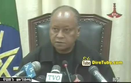 Ethiopian News - Abay Tsehaye and other Meles Comrades Speak