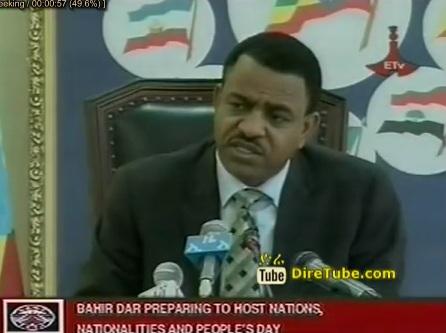 Ethiopian News - Bahir Dar Preparing to Host Nations,Nationalities and Peoples Day