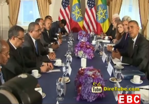 Ethiopian News - The Latest Amharic Evening News From EBC September 25, 2014