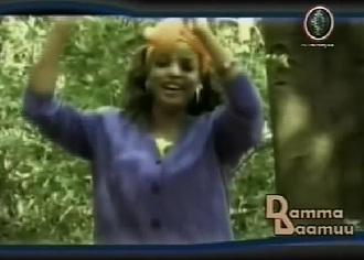 Tigist Belachew - Hatanu Feya - New Oromiffa Clip