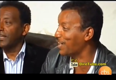Jossy in Z House Show - EBS Gena Holiday Special with Artist Lema G-Hiwot Family