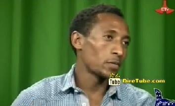 Ethiopian Sport - Mohamed Aman incident in Johannesburg [Funny Story]