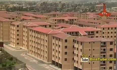 Ethiopian News - Addis Ababa Housing Program Progress