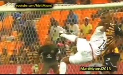 Ethiopian Sport - Goal of The Year Fikru Teferra's Amazing Bicycle Goal