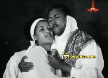 Tilahun Gessesse - Sela Meka [Ethiopian Oldies Music Video]