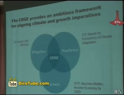 Ethiopian News - Ethiopia's green economy strategy Forum in Addis